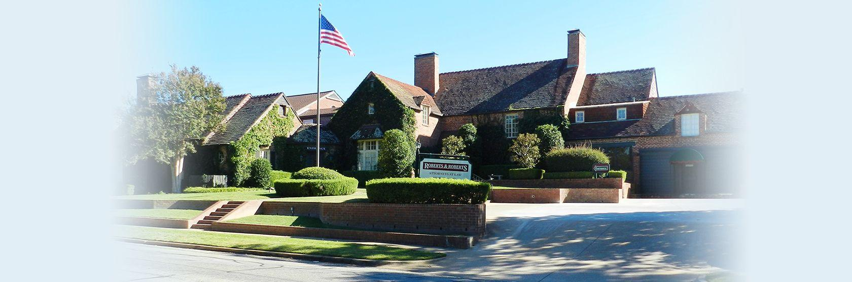 Roberts and Roberts Law Firm building