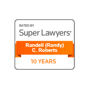 Texas SuperLawyer for 20 Years