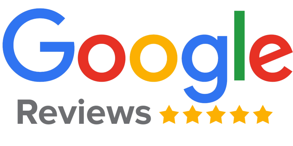 5-star Google Reviews
